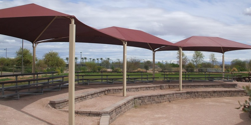 hip shade structure az