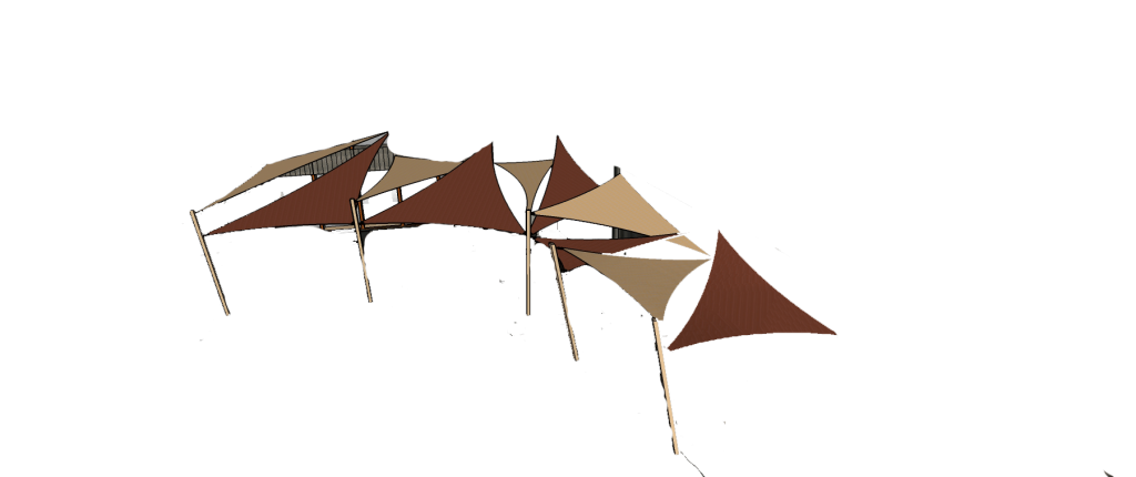 kit shade structure concept