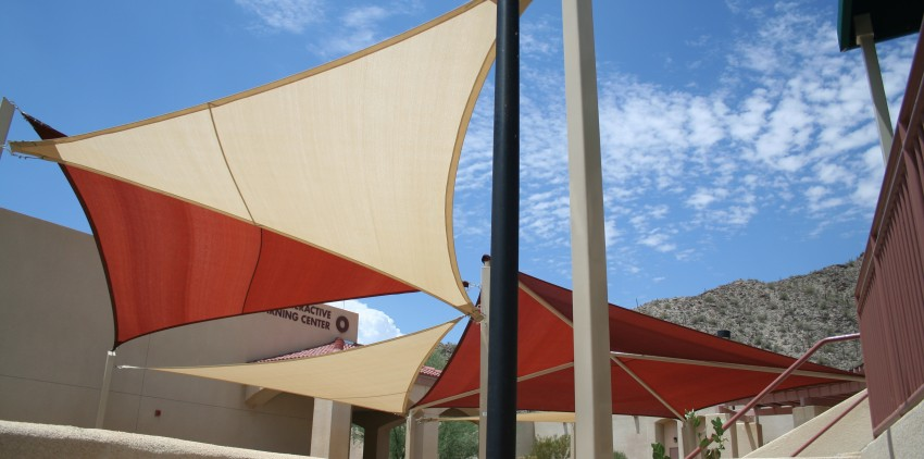 patio shade sails az