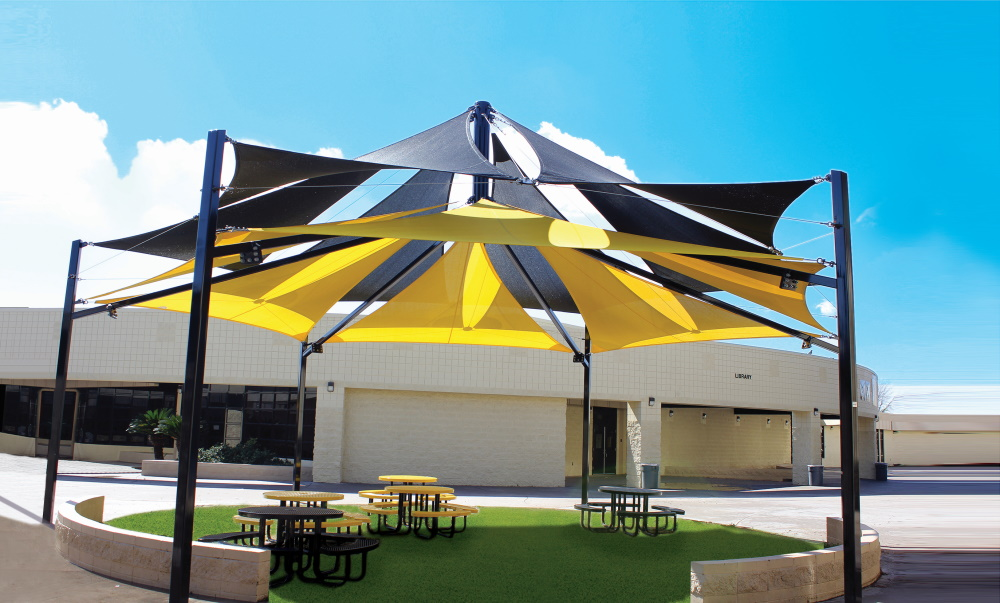 Best Sun Shade for Schools