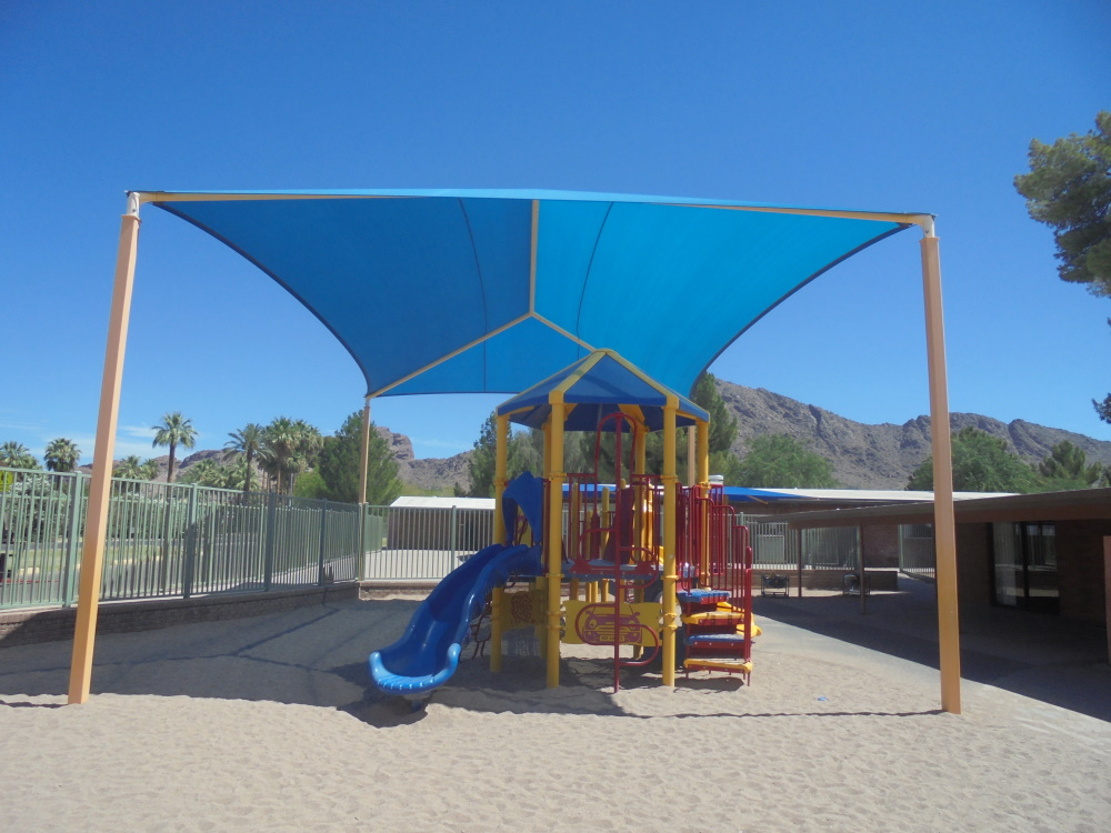 Shade Structures for Day Care